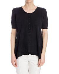 Twin Set - Cotton Sweater - Lyst