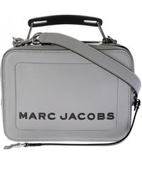 ab66b962087a Marc By Marc Jacobs Rivet Canteen Cross Body Bag - Black in Black - Lyst