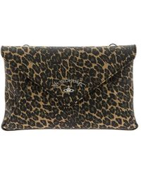 Vivienne Westwood Anglomania - Envelope Pouch - Lyst