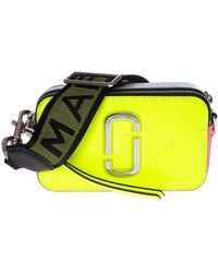Marc By Marc Jacobs - Snapshot Camera Neon Yellow Bag - Lyst
