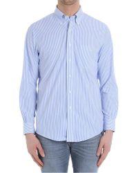 Brooks Brothers - Striped Shirt - Lyst