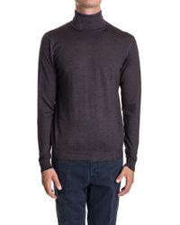 Fedeli - Turtleneck Sweater - Lyst