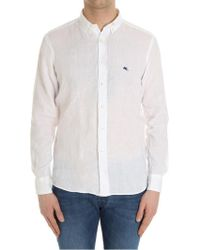 Etro - White Andy Shirt - Lyst