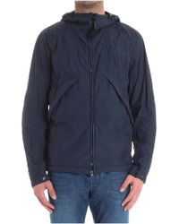 C P Company - Blue Jacket 50.3 With Glasses - Lyst