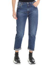 Pence - Giada Blue Jeans - Lyst