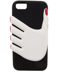 Lulu Guinness - Cover Hands Iphone 6/7 - Lyst
