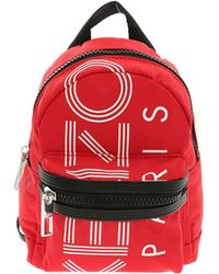 KENZO - Paris Mini Backpack - Lyst
