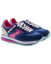 Etonic - Blue And Fuchsia Eclipse Trainers - Lyst