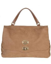 Zanellato Postina M Brown Bag - Jones Line