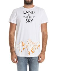 Les Benjamins - Semi T-shirt - Lyst