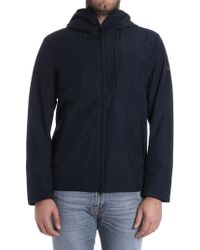 Woolrich - Blue Pacific Jacket - Lyst