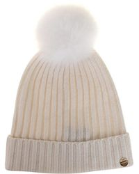 Yves Salomon - Wool And Cashmere Beanie - Lyst