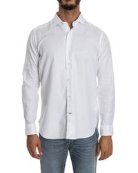 Truzzi - Granda Cotton Shirt - Lyst