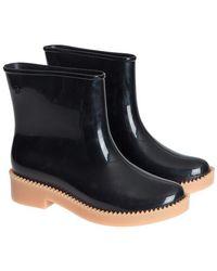 Melissa - Pvc Boots - Lyst