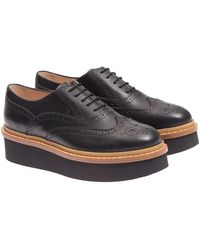 Tod's - Brogue Shoes - Lyst