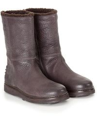Car Shoe - Tall Boots - Lyst