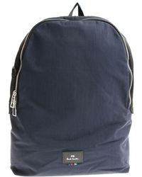 PS by Paul Smith - Blue Backpack With Logo - Lyst