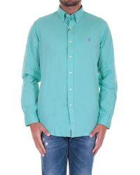 Polo Ralph Lauren - Cotton Shirt - Lyst