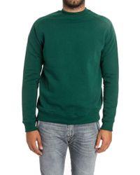 MSGM - Cotton Sweater - Lyst