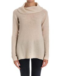 Ottod'Ame - Wool And Cashmere Sweater - Lyst