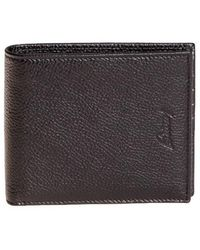 Brioni - Leather Wallet - Lyst