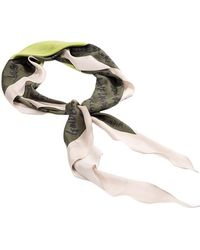 Golden Goose Deluxe Brand - Silk Scarf - Lyst