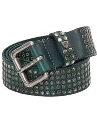 HTC - Studded Belt - Lyst