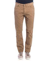 Jeckerson - Cotton Trousers - Lyst