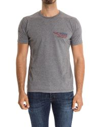 HTC - Printed T-shirt - Lyst