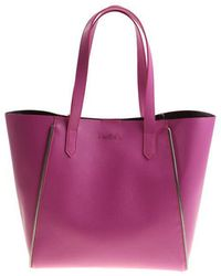 Hogan - Purple Shoulder Bag - Lyst