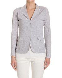 Majestic Filatures - Single Breasted Jacket - Lyst