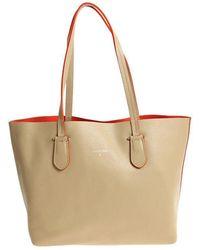 Patrizia Pepe - Beige Shopper Bag - Lyst