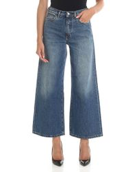 Nine:inthe:morning - Voice 5 Pocket Light Blue Jeans - Lyst