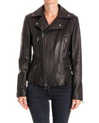 DESA NINETEENSEVENTYTWO - Leather Jacket - Lyst