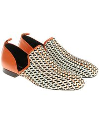 Paul Smith - Multicolor Braided Bay Shoes - Lyst