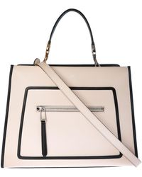 1354934be3eb Fendi - Powder Pink Runaway Hand Bag - Lyst