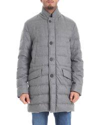 moncler jacket grey mens