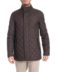 Brooks Brothers - Brown Thermore Padded Jacket - Lyst