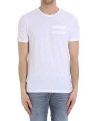 Dondup - White Cosmin T-shirt - Lyst