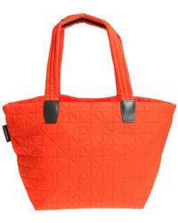 VeeCollective - Neon Orange Medium Bag - Lyst