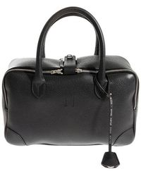 Golden Goose Deluxe Brand - Black Equipage Leather Handbag - Lyst