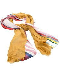 Golden Goose Deluxe Brand - Striped Scarf - Lyst