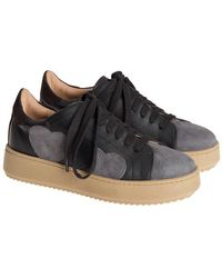 Twin Set - Leather Sneakers - Lyst