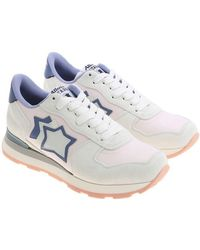 Atlantic Stars - Ice Color And Pink Vega Sneakers - Lyst
