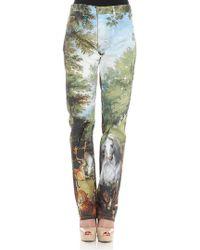 Vivienne Westwood - Multicolor Peppe 5 Pocket Trousers - Lyst