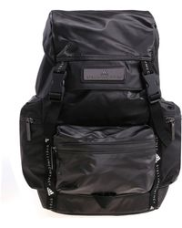 adidas By Stella McCartney - Black Recycled Technical Fabric Backpack - Lyst