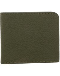 Zanellato - Hammered Leather Wallet - Lyst