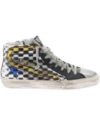 c1a9432504d3 Lyst - Golden Goose Deluxe Brand Tomboy Slide Sneaker in Blue for Men
