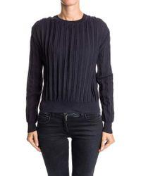 Comme des Garçons - Crewneck Sweater - Lyst