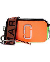Marc By Marc Jacobs - Snapshot Camera Orange Bag - Lyst